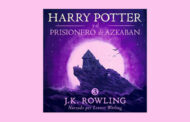 Ya está disponible 'Harry Potter y el prisionero de Azkaban' en audiolibro